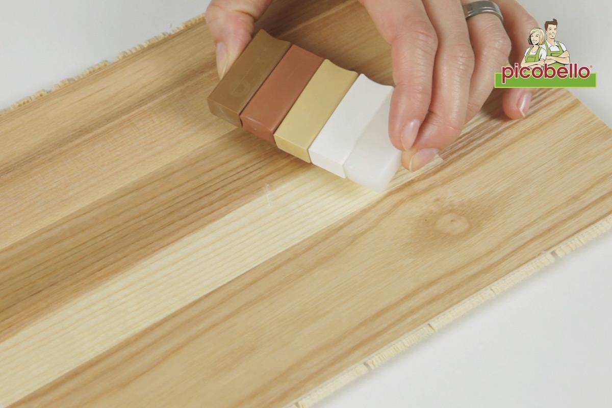 Come Si Ripara Il Parquet kit di riparazione premium | picobello-shop