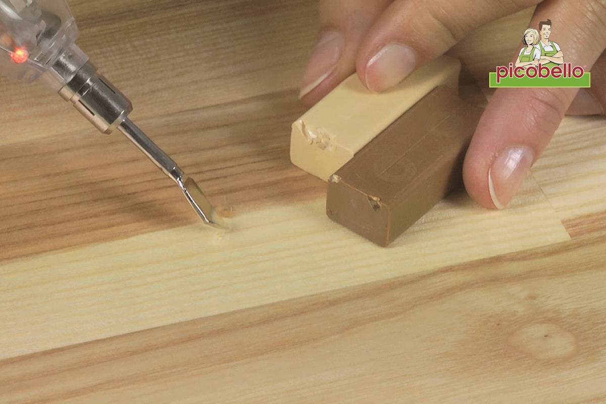 Kit di riparazione premium picobello shop for Kit riparazione parquet